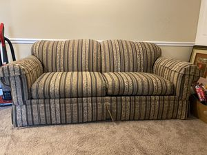 Gently used couch for Sale in Silver Spring, MD