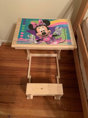 Minnie Mouse Desk /Table for Sale in Culver City, CA