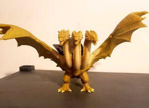 King Ghidorah 2019 Bandai Figure / Toy (Godzilla) for Sale in Bellflower, CA