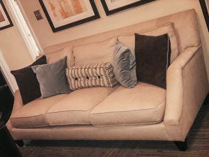 Beige/cream couch for Sale in Newport News, VA
