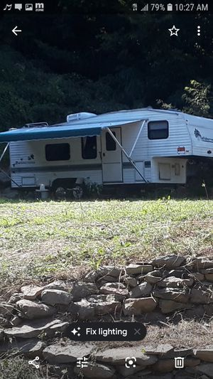 2000 wilderness camper fifth wheel for Sale in York, PA