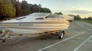 88 Bayliner Capri cuddy 19' for Sale in Harrison, MI