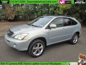 2007 Lexus RX 400h for Sale in Fairless Hills, PA