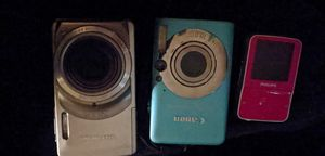 Canon and or Olympus camera for Sale in Beverly, WV