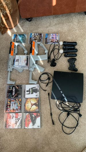 PS3 Bundle PlayStation 3 Bundle for Sale in Alexandria, VA