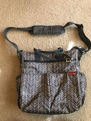 Skip Hop Diaper Bag for Sale in Williamsport, MD