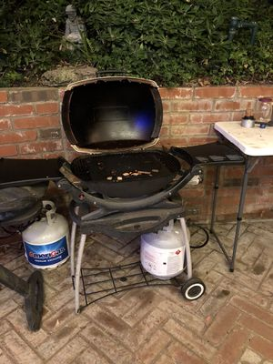 Weber portable bbq grill camping for Sale in Corona, CA