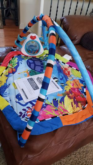 Baby Playland and Booster Seat $35 for Sale in LaGrange, OH