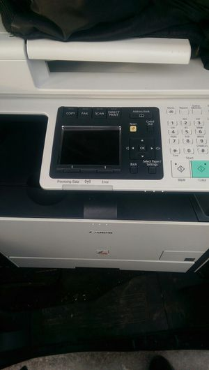 Canon professional office printer for Sale in Colorado Springs, CO