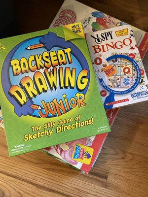 Bundle of Board Games for Kids for Sale in Burien, WA