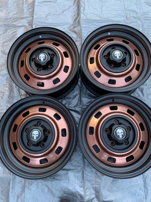 "Jeep 15"" rims for Sale in Cary, NC"