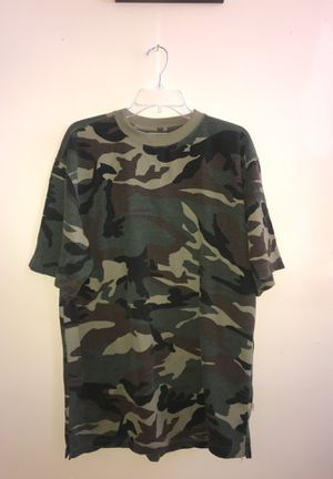Camo Shirt for Sale in North Lauderdale, FL