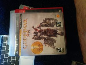God of War saga, PS3 for Sale in Kirkland, WA