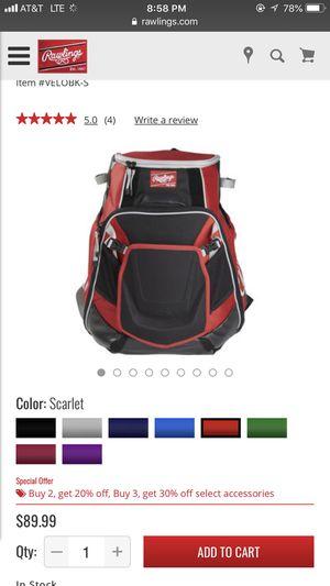 Velo Backpack for Sale in Phoenix, AZ