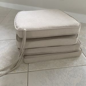 4 Outdoor Cushion for Sale in Fort Lauderdale, FL