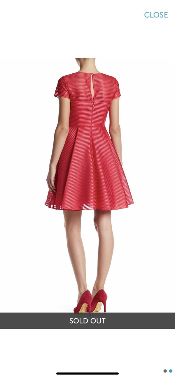 Ted baker Carniva Pink size 3 dress