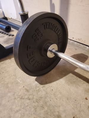 33lbs plates for Sale in Raleigh, NC