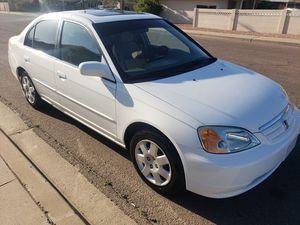 2002 Honda Civic EX Automatic Ice Cold AC 196k mi for Sale in Phoenix, AZ