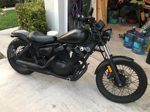Yamaha Virago 250 Motorcycle 2005 BOBBER for Sale in Jupiter, FL