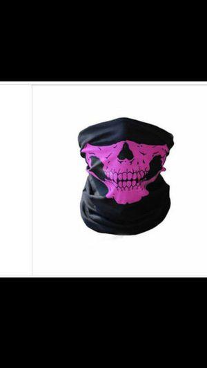 Purple Half Face Mask for Sale in San Bernardino, CA