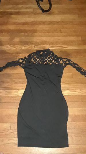 Black dress top net for Sale in Washington, DC
