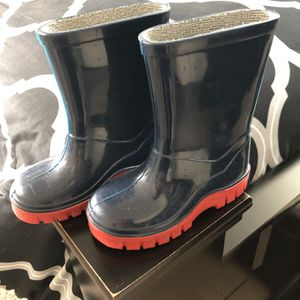 Toddler Rain Boots Size 5 for Sale in Antioch, CA