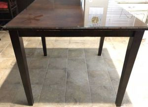 Kitchen /Dining Table - Square counter height for Sale in Tracy, CA