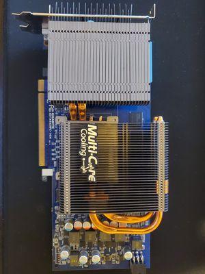 Gigabyte Radeon HD 4850 graphics card passive for Sale in Hillsboro, OR