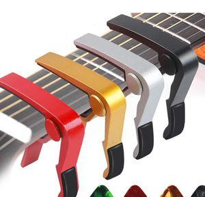 Guitar capo for acoustic and electric QTY 1 choose color for Sale in Woodstock, GA