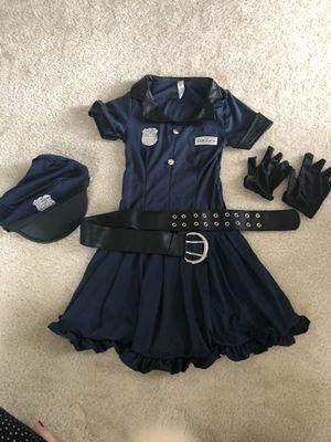 Cop cutie costume size M for Sale in Leesburg, VA