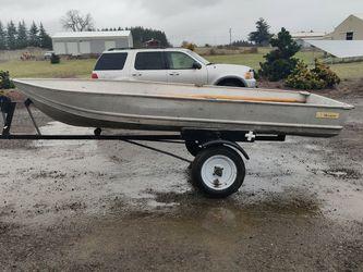 12ft Jon Boat for Sale in Estacada,  OR