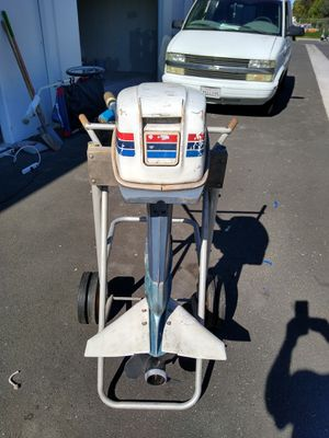 Evinrude 15 longshaft for Sale in Fountain Valley, CA