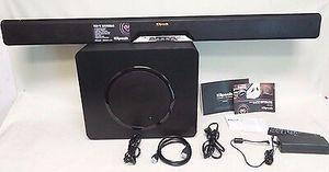 $220 NEW Klipsch Klipsch Reference RSB-11 2.1 Channel Soundbar System Wireless Subwoofer for Sale in El Monte, CA