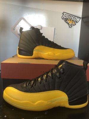 "Air Jordan 12 retro ""University Gold"" size 12.5 for Sale in UPR MARLBORO, MD"