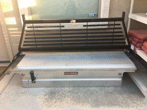 Truck Ladder/Pipe Rack for Sale in Goodyear, AZ