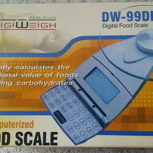 DigiWeigh Computerized Food Scale for Sale in Lawrenceville, GA