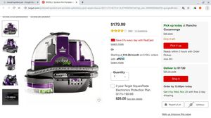 bissell spotbot pet for Sale in Rancho Cucamonga, CA