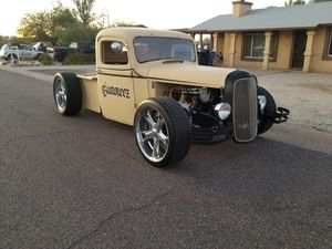 New Build 1937 Chevy Truck Rat Rod With Corvette Rear End***FAST N FUN!!!*** for Sale in Phoenix, AZ