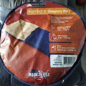 Ozark Trail sleeping bag for Sale in Westminster, CO