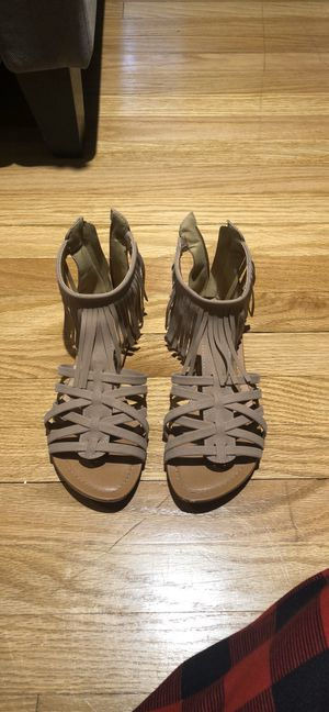 Fringe Sandals for Sale in Elk Grove Village, IL