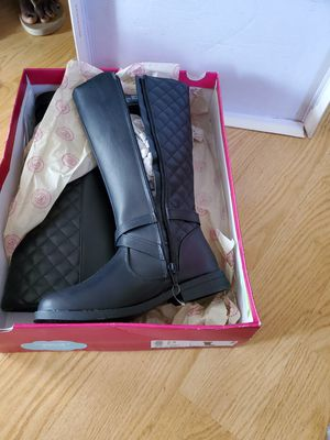 Girls boots size 3M brand new!!! for Sale in Moncks Corner, SC
