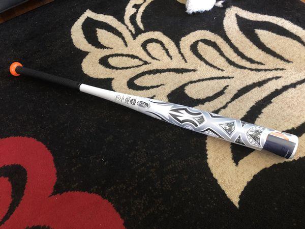 """Worth Mayhem 34""""27oz Slowpitch bat NEW"""