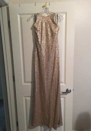 Size 12 bridesmaid/homecoming/prom gown for Sale in Pittsburgh, PA
