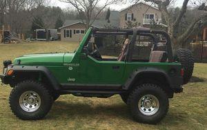 Price$1OOO.OO Jeep Wrangler for Sale in Washington, DC