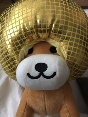 Super Cute Afro Ken Dog Plushy for Sale in Montebello, CA