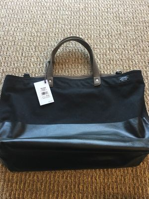 Jack Spade dipped coal bag black for Sale in Boston, MA