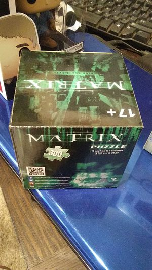 MATRIX puzzle for Sale in Tucson, AZ