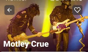 Motley crue tickets for Sale in Mitchell, IL
