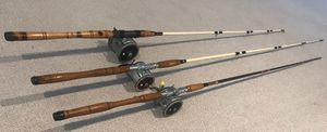 Classic fishing rods for sale. Also all rod repairs for Sale in Cape Coral, FL
