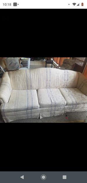 Only used once queen sleeper sofa for Sale in Gravois Mills, MO